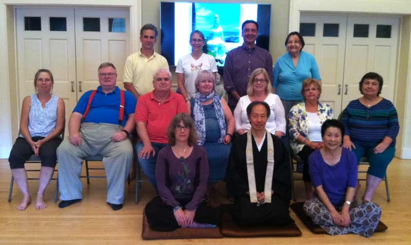 CT Sangha Study Group with Dr. Zipoli