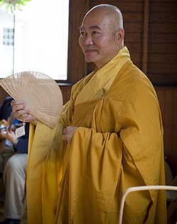 The Venerable Thich Tri Hoang